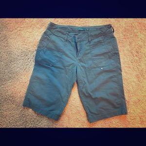 Prana long shorts